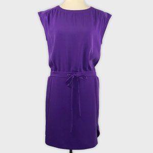 Athleta Petal Dress Casual Workout Travel Purple